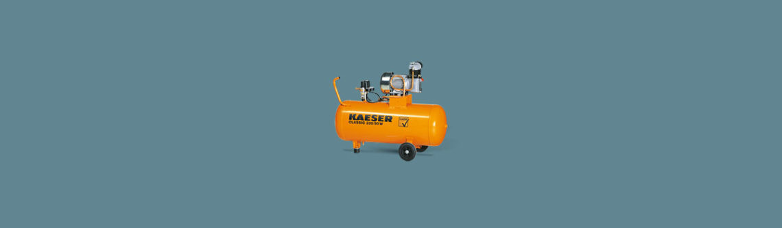 Kaeser-Kompressoren Serie CLASSIC