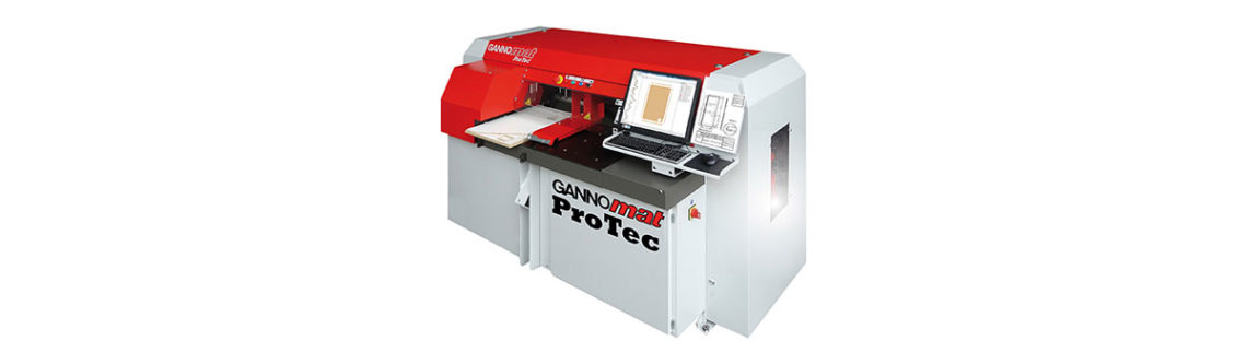 CNC-Bearbeitung Gannomat ProTec
