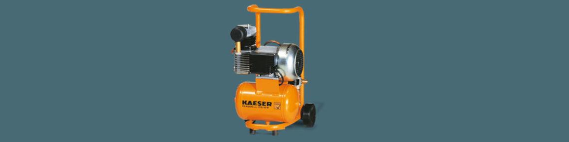 Kolbenkompressoren Serie CLASSIC