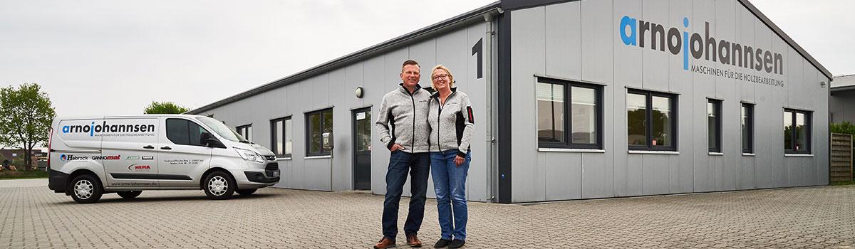 Sabine und Arno Johannsen