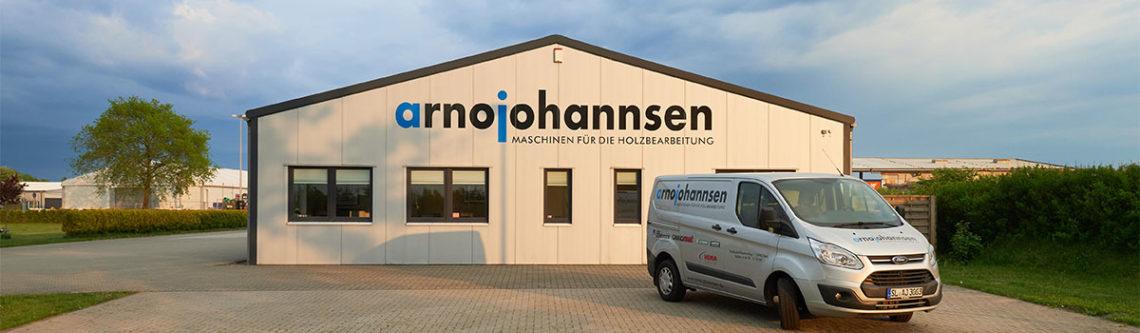 Arno Johannsen - Ausstellungshalle