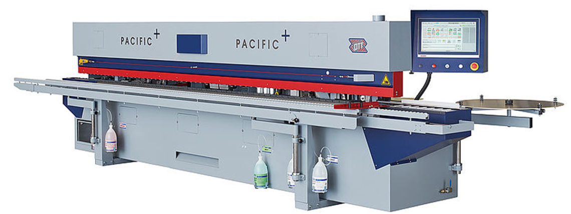 Kantenanleimmaschine Pacific Plus